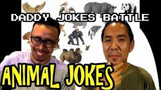 Hayop! Daddy Jokes Battle - Animal Jokes Feat. Juvir Vs GC