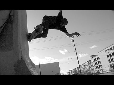 Louie Barletta, Ray Barbee, Jason Adams & Caswell Berry skate DIY bridge   YODfer Files   Ep 01