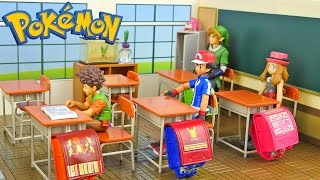 Download Youtube: Studying at Pokemon School