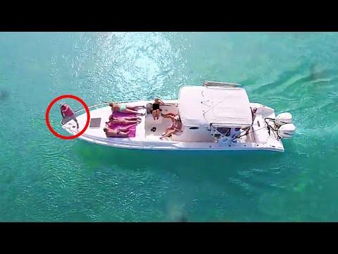 VÍDEOS Aterradores CAPTADOS por DRONES