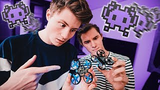 16€ Mini Spielzeug Drohne im UFO!