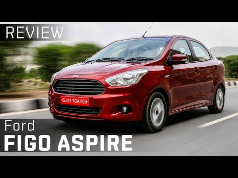 2015 Ford Figo Aspire :: Video Review :: ZigWheels