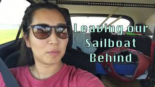 Follow us as we travel from Texas to Florida to buy a sailboat