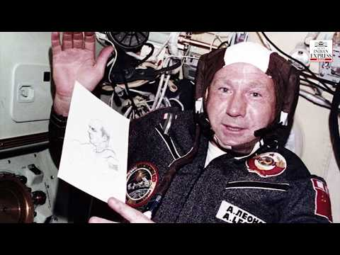 RIP Alexei: First person to walk in space no more