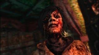 Silent Hill 3 - Boss 04 Memory of Alessa (No Damage)