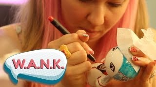 Korean Doll Painting CHALLENGE