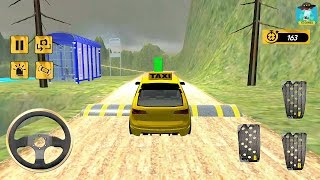 Hill Taxi Driver 3D 2016 - Android GamePlay HD