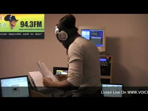 Bigiano ''Shayo'' (Refix By Dj.Lanre...Factory78) Voice Of Africa Radio 94.3fm UK....
