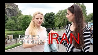 What the World Thinks of IRAN