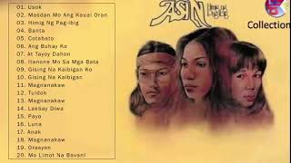ASIN Greatest Hits Collection (Full Album) - ASIN tagalog LOVe Songs Of All Time