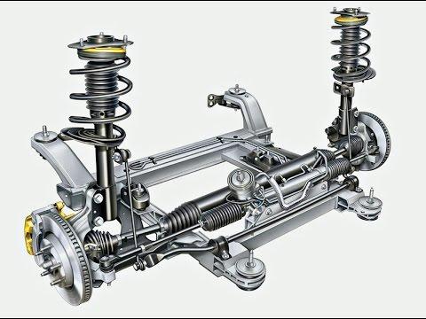 Почему бубнит подвеска Chevrolet Aveo Т250
