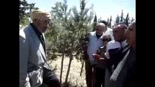 preview picture of video 'MAHDIA LA WILAYA DE TIARET VOLONTARIAT AU CIMITIERE DU 31MAI ET 01/06/2013'
