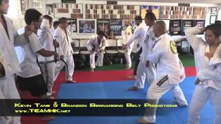 preview picture of video 'Relson Gracie Jiu-Jitsu Team HK: Seminar & Promotions 2014'