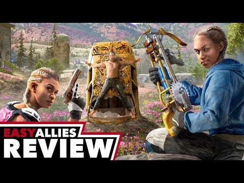 Far Cry New Dawn - Easy Allies Review - YouTube video thumbnail