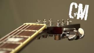 Rock / Metal Guitar Backing Track in C Minor (100 bpm)