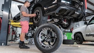 Surprised him with his DREAM WHEELS!!