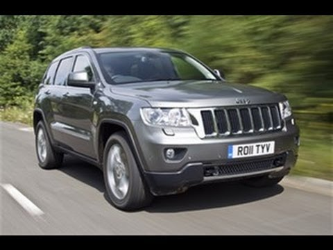 Jeep Grand Cherokee video review 90sec verdict by autocar.co.uk