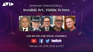 Picture of a movie: Invisible Art/visible Artists