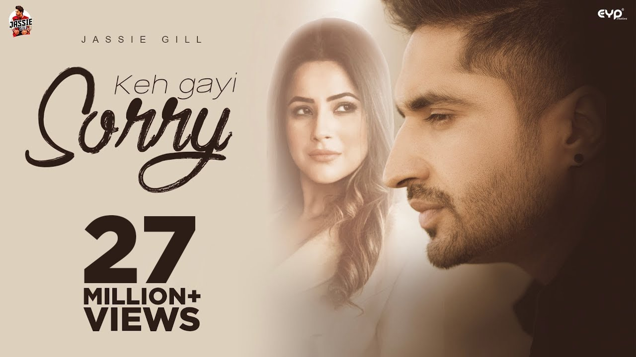 Keh Gaya Sorry - jassi gill new song