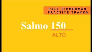 Salmo 150 ALTO satb