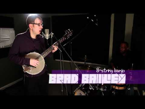 Brad Bailey 8 string banjo 5412.mov