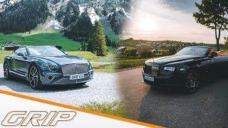 Bentley VS Rolls Royce I GRIP