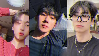 🌈🥺🥺HANDSOME & CUTE KOREAN BOYS MOMENT IN TIKTOK 🙈💜🔥