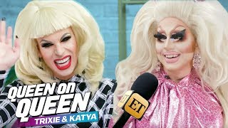 Katya Zamolodchikova Interviews True Professional Trixie Mattel