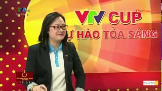 Việt Nam vs CHDCND Triều Tiên I Chung kết I Giải bóng chuyền nữ VTV Cup 2018
