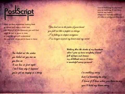 PostScript - Song For You