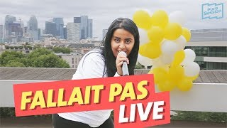 Marwa Loud   Fallait Pas & Bad Boy | Puresession En Live
