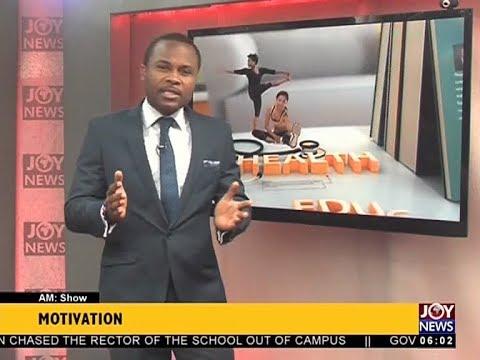 AM Show Intro on JoyNews (11-4-18)