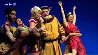 KANGMIN JUSTIN KIM Au cabaret du labyrinthe (LA BELLE HÉLÈNE by Offenbach)