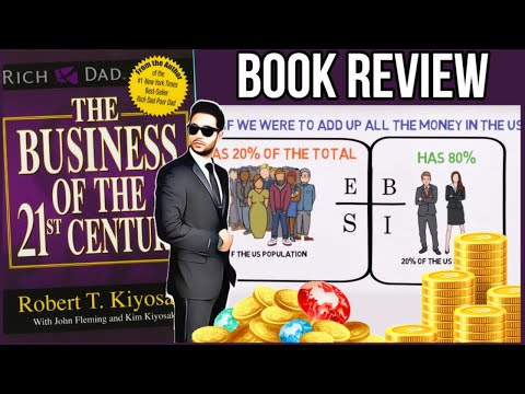 Business of the 21st Century by Robert Kiyosaki ► Animated Book Review