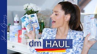 dm Haul XXL   Mein Einkauf + Favoriten   Pflege, Kosmetik, Lebensmittel & Haushalt   Sheila Gomez