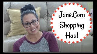 Jane.Com Shopping Haul | Boutique Marketplace Online