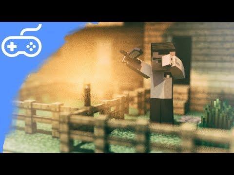 Dobrodružství v Minecraftu! - Part 7 - Konečně mám sklad!