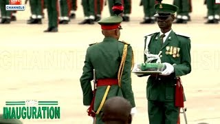 Sights And Sounds Of Buhari's Inauguration Pt.3