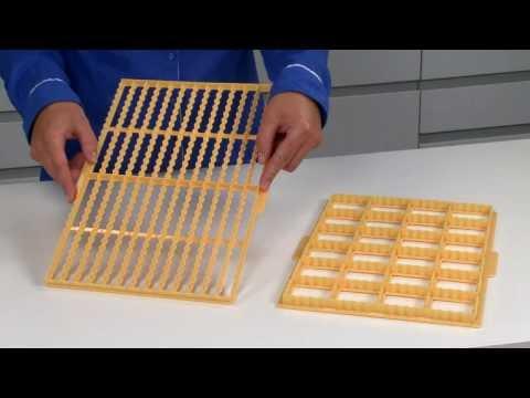 Лист за изрязване на солети Tescoma Delicia