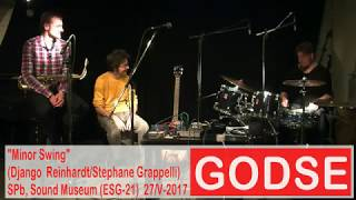 "Godse - ""Minor Swing"" (Django Reinhardt/Stéphane Grappelli)"