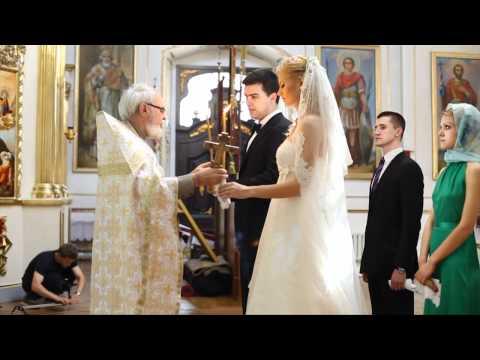 Православие венчание в церкви в