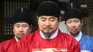 [HIT] 왕의 얼굴-서인국에게 당한 신성록, 되려 옥살이행 '통쾌'.20150115