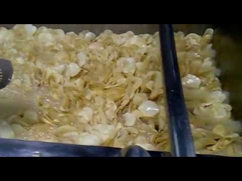 Batch Type Kurkure Fryer