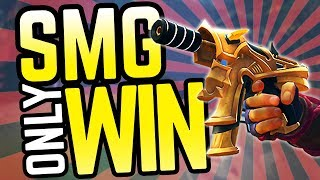 SMG ONLY WIN! | Realm Royale