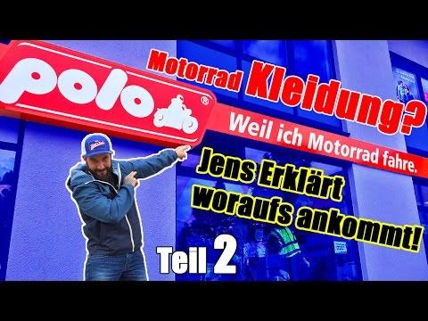 Motorradbekleidung? // Einsteiger gerecht, und trotzdem schick? // Jens Kuck