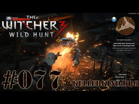 The Witcher 3 #077 - Robuste Eistrolle ★ Let's Play The Witcher 3 [HD|60FPS]