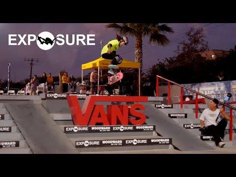 World's biggest all-female skateboard contest | Exposure Skate 2019 |  Transworld Skateboarding