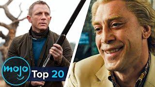 Top 20 James Bond Kills