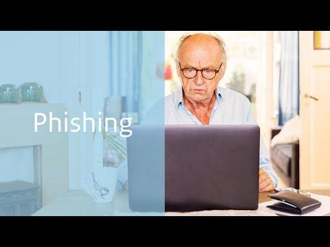 Senioren & Veiligheid - Webinar 4: phishing