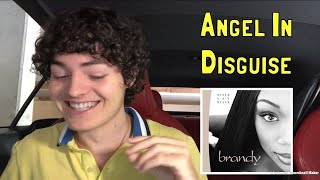 Brandy - Angel in Disguise | REACTION